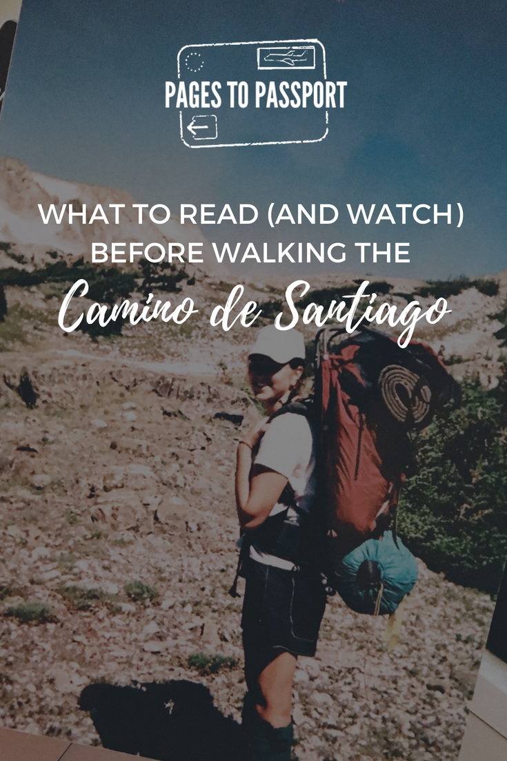 What to read and watch before walking the Camino de Santiago | Camino de Santiago books | Camino books | Best Camino Books | Best Camino Memoirs | Camino Reading List | What to Watch Before Walking the Camino de Santiago