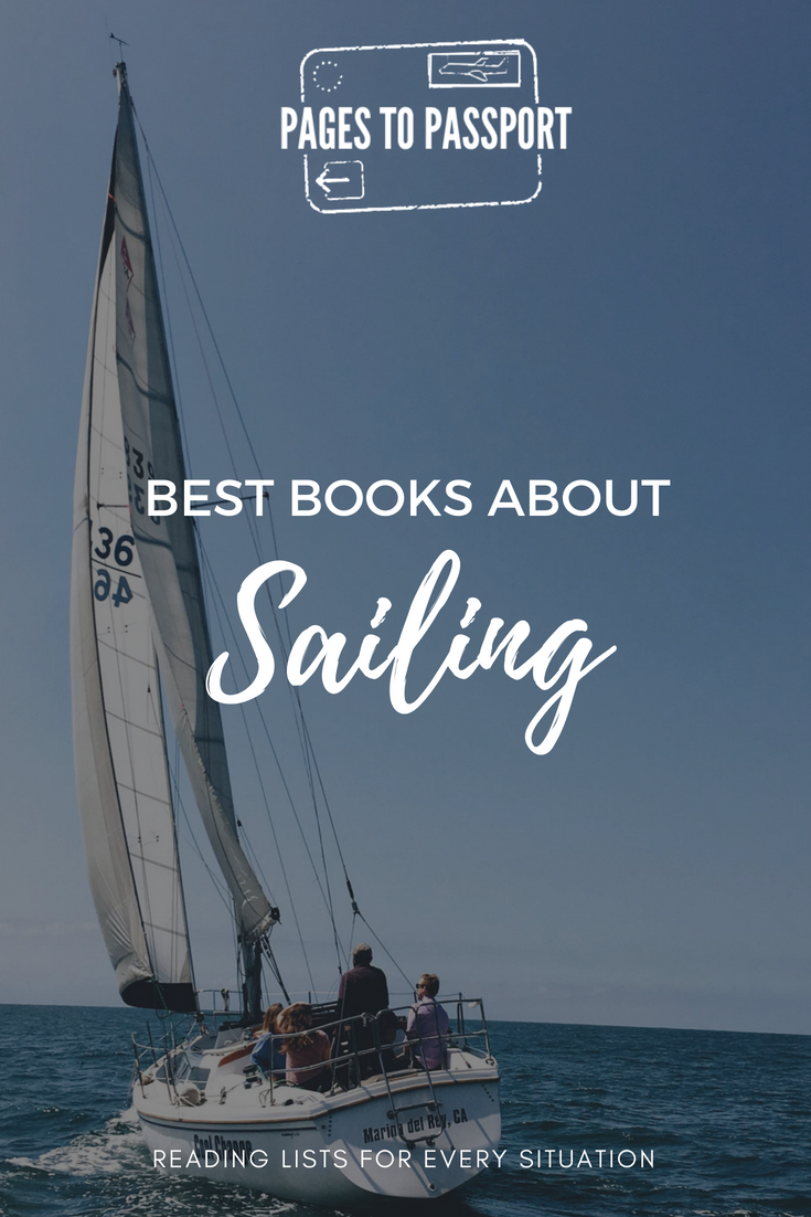 Best Sailing Books About Sailing