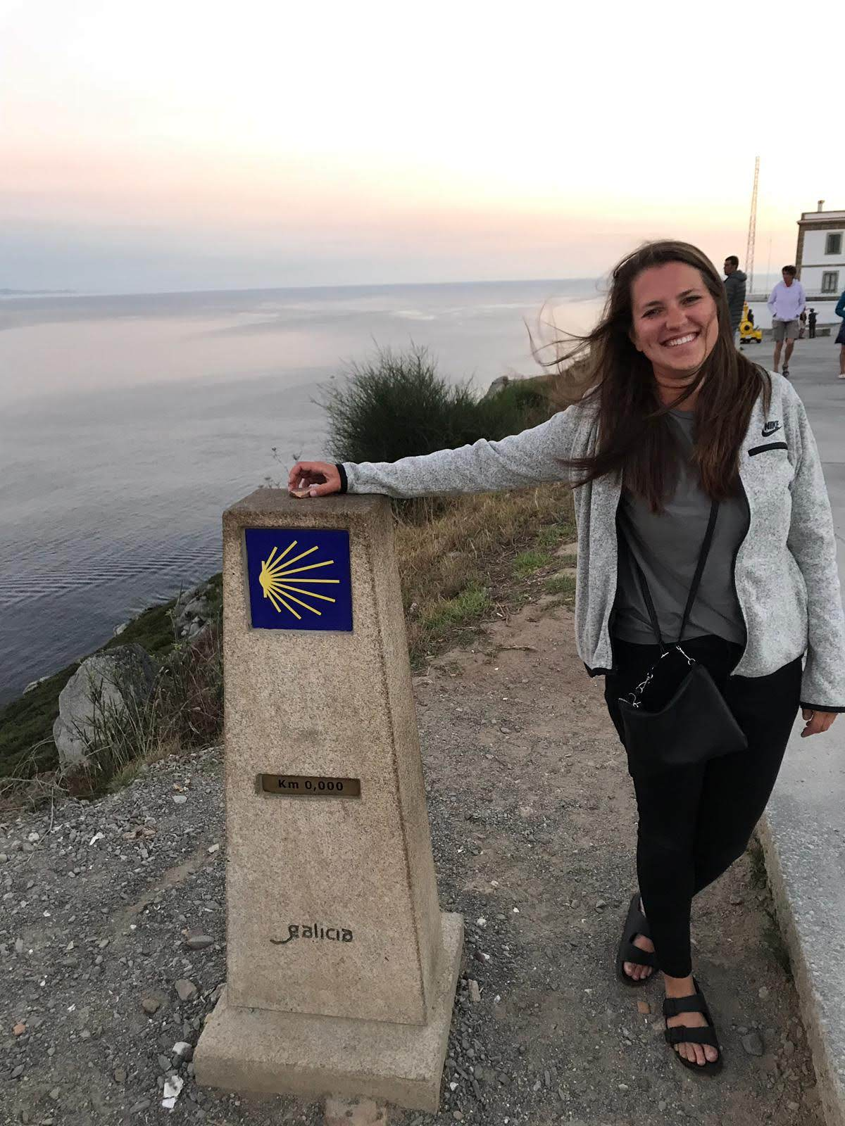 Finisterre Camino de Santiago Recap | Where in the World Wednesday | Pages to Passport | Camino de Santiago