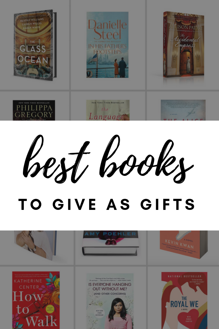 Best Books to Give As Gifts | Best Book Gifts | Gifts to Get Book Lovers | Best Gifts for Readers | Reading Gifts | Best Books for Gift Exchanges | Best Books for Moms | Best Books Dads | What to Give Moms for Christmas | What to Get Your Dad for Christmas | Gift Exchange Gifts | Book Exchange Gifts | What Books to Give for Gifts | Gift Books | Christmas Books | Best Book Gifts for Everyone on Your List