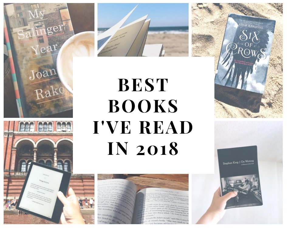 Best books I've read in 2018 | 2018 Best books | Best books of 2018 | Best books of the year | 2018 bestsellers | 2018 best books | 2018 book recommendations | reading challenge | reading life | reading tips | book suggestions | book recommendations