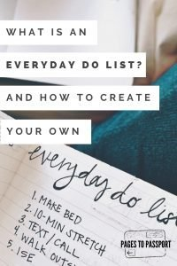 What is an Everyday Do List? How to create an Everyday Do List. How to create attainable goals. Daily tasks. Lifestyle blogs. Tips for creating an Everyday Do List. Every Damn Day Lists. Create and Every Damn Day List. How to create an Every Damn Day List.