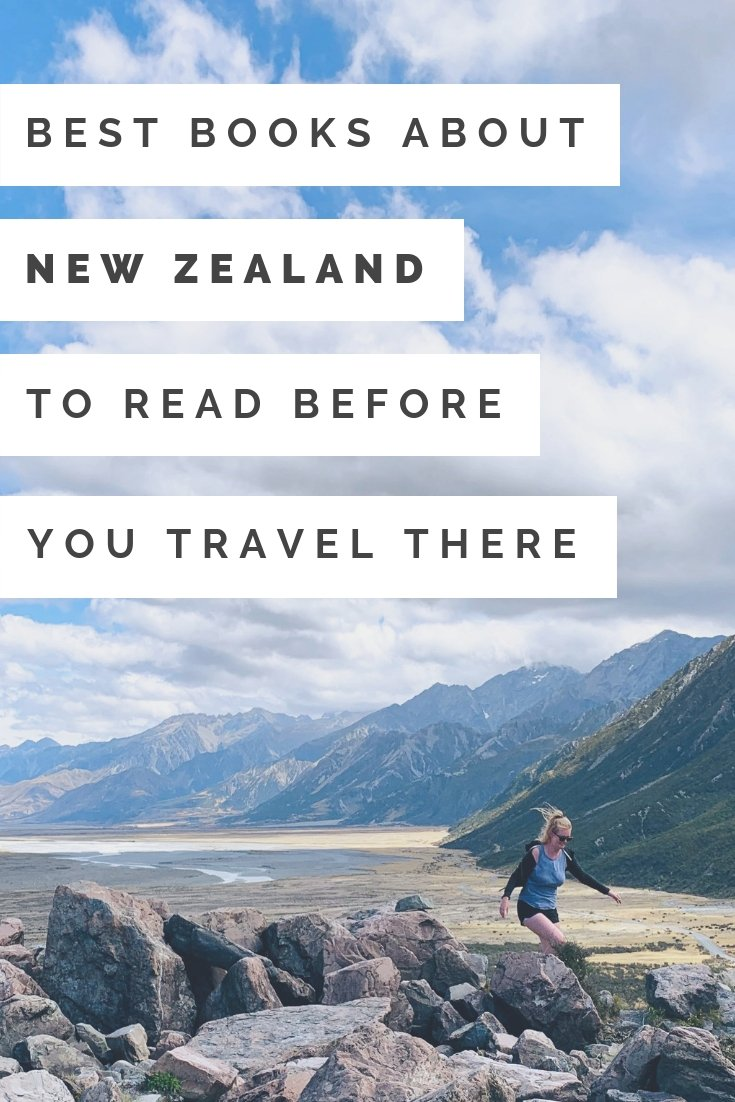 Best books to read about New Zealand before traveling there | New Zealand books to read | Books set in New Zealand | Best books written by New Zealanders | New Zealand travel books | New Zealand travel tips | What to read before traveling to New Zealand | What to read before visiting New Zealand